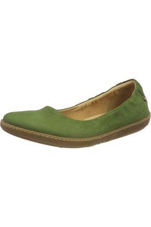 El Naturalista Baleriny damskie N5300, zielony - D?ungla - 37 eu