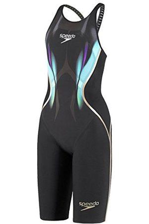 Speedo Damski kostium kąpielowy 5053744155180, negro/azul, 51 cm