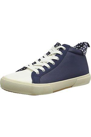 Joules Damskie buty sportowe Coast Pump Mid, granatowy - 38 EU