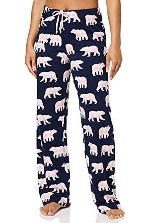 Hatley Damskie spodnie piżamowe z dżerseju
