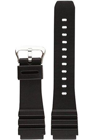 Morellato Bransoletka skórzana do zegarka męskiego ADIGE czarna 22 mm A01U3035198019MO22