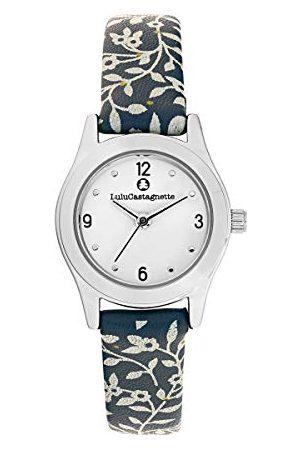 Lulu Castagnette Chłopcy analogowy zegarek kwarcowy ze skórzanym paskiem 38927