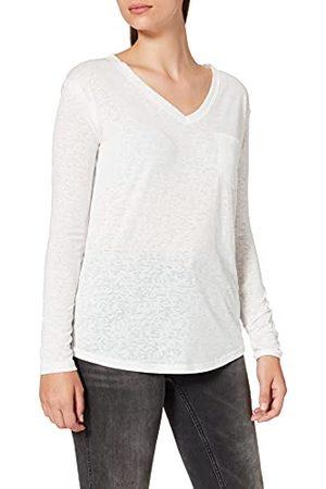 LTB Damski t-shirt Lehita, Off White 105, S