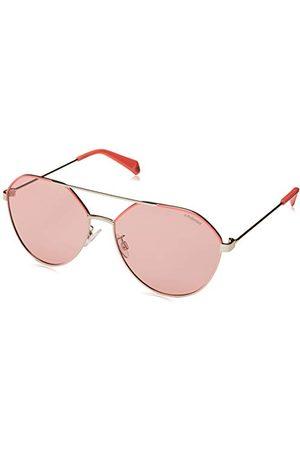 Polaroid Unisex PLD 6059/F/S 35j/0f Pink 61 okulary przeciwsłoneczne, L