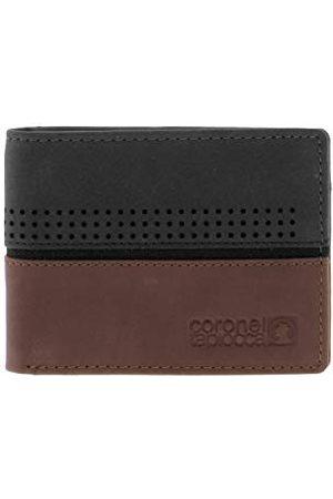 Coronel Tapiocca Portfel dla mężczyzn/młodzieży z przegródkami na banknoty, kieszeń, kieszenie na karty i przegródki wewnętrzne, - WLX2709051
