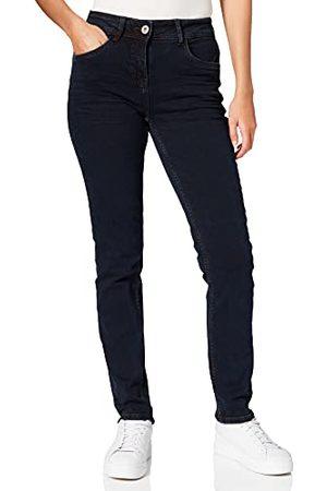 CECIL Dżinsy damskie, Blue Black, 30W x 32L