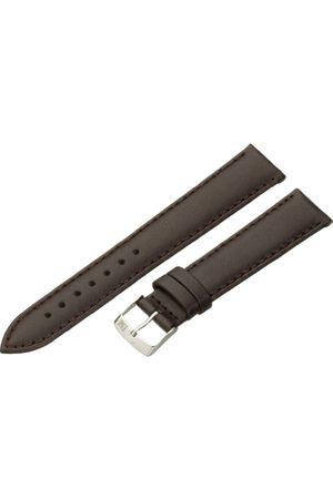 Morellato Bransoletka skórzana do zegarka unisex TWINGO czarna 18 mm A01U1877875032CR18