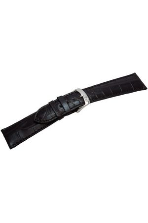 Morellato Bransoletka skórzana do zegarka męskiego AMADEUS brązowa 18 mm A01U0518339030CR18