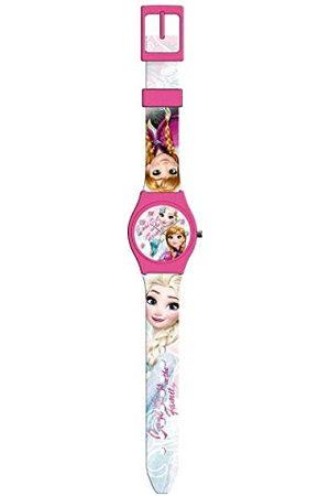 Schafer Toy Dziewczęcy analogowy automatyczny zegarek z bransoletką z tworzywa sztucznego 227.006