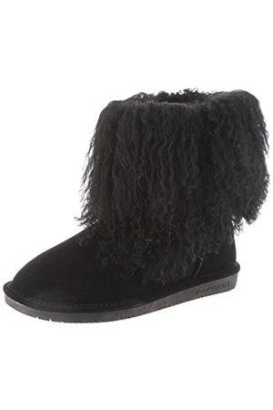 Bearpaw Damskie buty wsuwane Boo, - Black Ii 011-37 eu