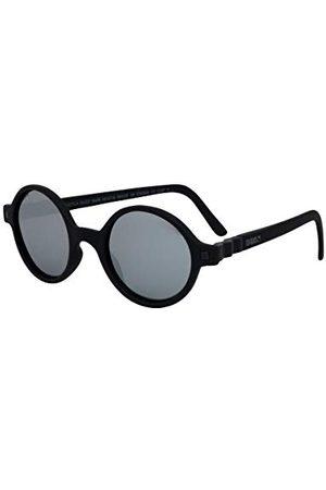 Ki ET LA Unisex dziecięce okulary przeciwsłoneczne Gafa de Sol años Black redondas CraZig-Zag Sun 4-6 lat czarne okrągłe, Negro, jeden rozmiar (4-6 lat)