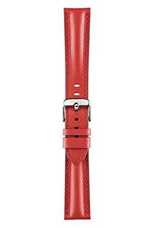 Morellato Bransoletka do zegarka, kolekcja sportowa, mod. Riding, z prawdziwej skóry, wodoodporna - A01X4749797 Taśma 20mm