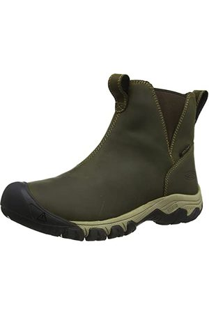 Keen Damskie buty zimowe Greta Chelsea Wp-w, stalowy - 38 EU