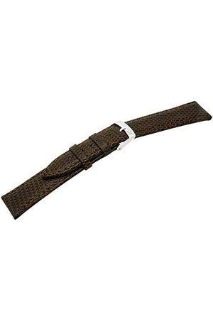 Morellato Bransoletka skórzana do zegarka damskiego IBIZA brązowa 12 mm A01X3266773032CR16