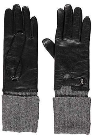 Roeckl Damskie rękawiczki Colmar, czarne, 7,5