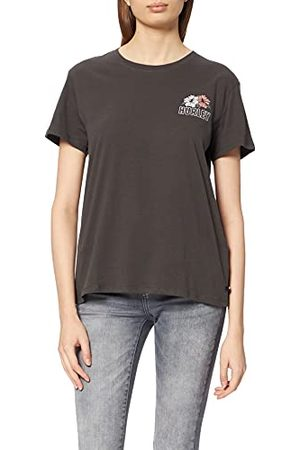 Hurley Damska koszulka W Merie Three Relaxed Gf (Vintage Black) S