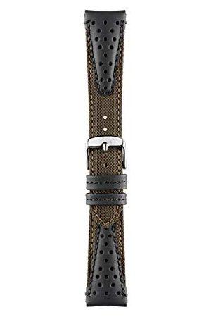 Morellato Bransoletka do zegarka, kolekcja sportowa, mod. Volley, z tkaniny Cordura i skóry - A01X4747110 Taśma 22mm