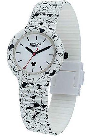 Hip Unisex analogowy zegarek kwarcowy z silikonową bransoletką HWU0922