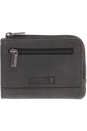 Coronel Tapiocca Portfel dla mężczyzn/młodzieży z przegródkami na banknoty, kieszeń, kieszenie na karty i przegródki wewnętrzne, khaki (beżowy) - WLX2703005