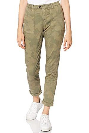 Camel Active Spodnie damskie, khaki, 28W x 32L