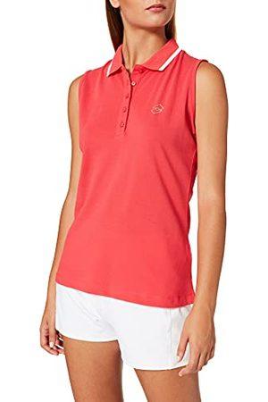 Lotto Damska koszulka polo, Rosso E Bianco, XL
