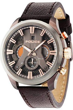 Police Męski zegarek na rękę 14639jsbzu/61