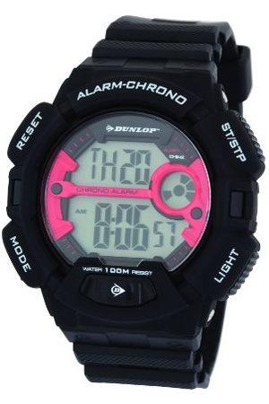 Dunlop Męski zegarek na rękę cyfrowy kwarcowy tworzywo sztuczne DUN-225-G07