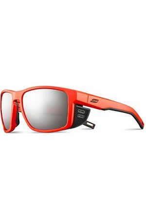 Julbo Okulary przeciwsłoneczne - Unisex okulary przeciwsłoneczne, pomarańczowe, 57