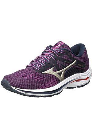 Mizuno Damskie buty do biegania Wave Inspire 17, Bpearl 10077c Violetglow - 38 EU