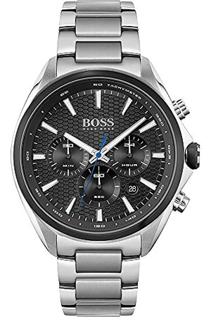 HUGO BOSS Męski analogowy zegarek kwarcowy z paskiem ze stali nierdzewnej 1513857