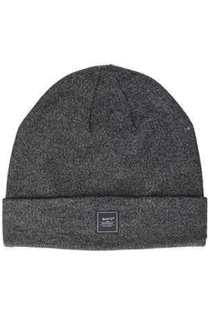 Barts Męska czapka beanie Adrano, (black 0001), jeden rozmiar