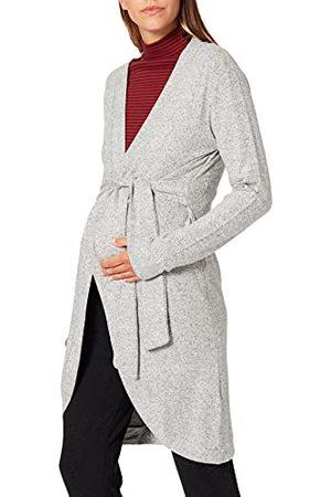 Noppies Damska kurtka z dzianiny Cardigan Ls Harper, Grey Melange - P628, 38 PL