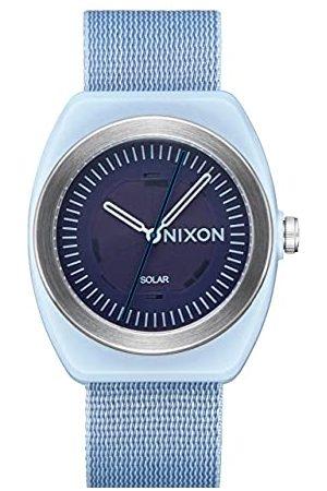 Nixon Unisex analogowy zegarek kwarcowy z bransoletką z tworzywa sztucznego A1322145-00