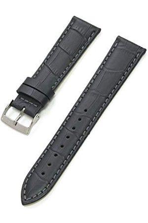 Morellato Unisex paski do zegarka szare A01X2269480191CR20