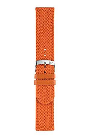 Morellato Bransoletka do zegarka, kolekcja sportowa, mod. NET, z plecionej tkaniny - A01X4908C17 Taśma 20mm Arancio