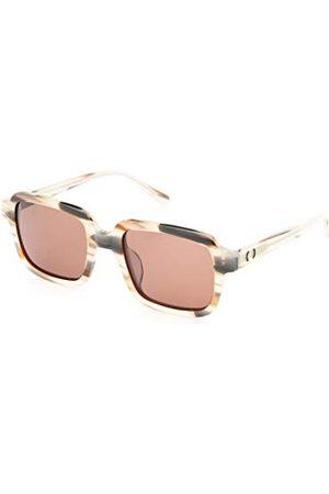 Opposit TM588S02 okulary, brązowe beżowe, 52 20 145 męskie