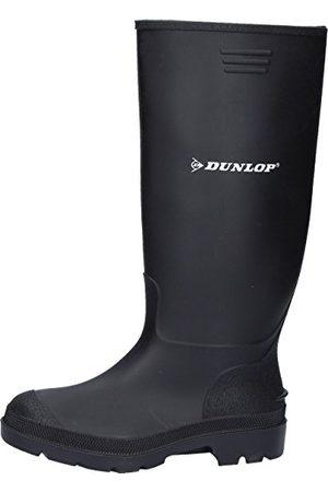 Dunlop Protective Footwear (Duo19) Unisex Gumowe Kozaki, Czarne, 6 UK