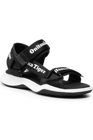 Onitsuka Tiger Sandały - Ohbori Strap 1183B305 Black/White