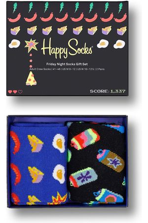 Happy Socks Skarpetki Friday Night (2-Pack)