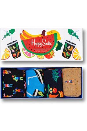 Happy Socks Skarpetki Healthy Lifestyle (4-Pack)