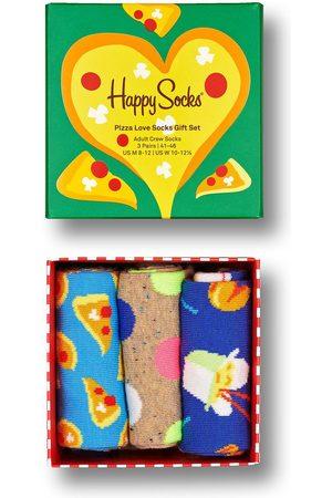Happy Socks Kobieta Skarpety - Skarpetki Pizza Love (3-Pack)