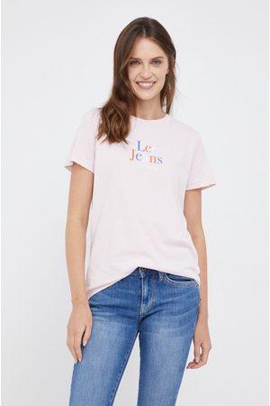 Lee T-shirt bawełniany