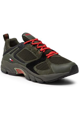 Tommy Jeans Sneakersy Archive Mix Runner EM0EM00727