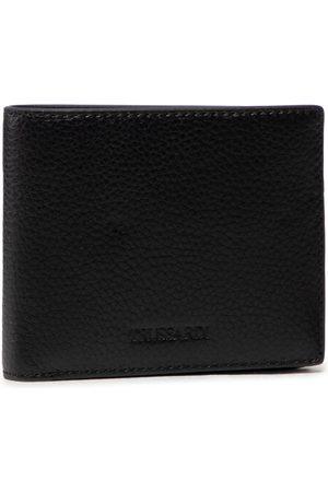 Trussardi Duży Portfel Męski Wallet Coin Flap 71W00165