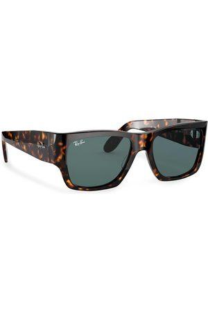 Ray-Ban Okulary przeciwsłoneczne Nomad Legend Gold 0RB2187 902/R5