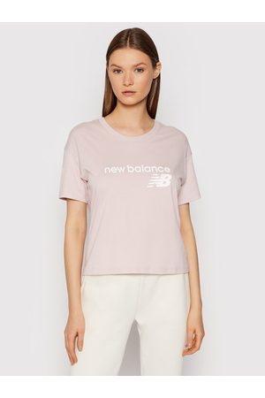 New Balance T-Shirt WT03805 Relaxed Fit