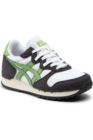 Onitsuka Tiger Kobieta Sneakersy - Sneakersy - Alvarado 1183A507 White/Herbal Garden 106