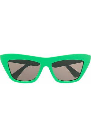 Bottega Veneta Okulary przeciwsłoneczne - Green