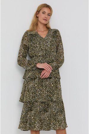 VILA Kobieta Sukienki dopasowane - Sukienka