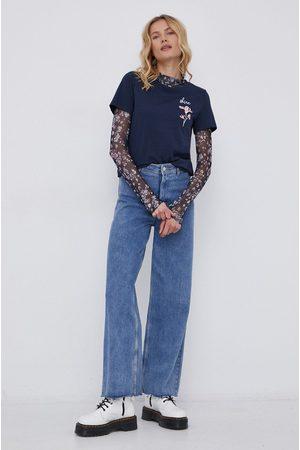 VILA Kobieta Z krótkim rękawem - T-shirt